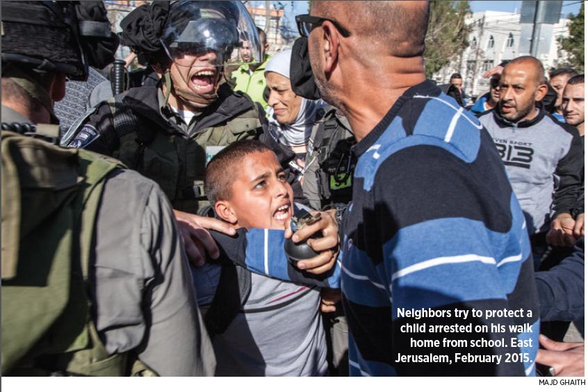 Boycotting Occupation: