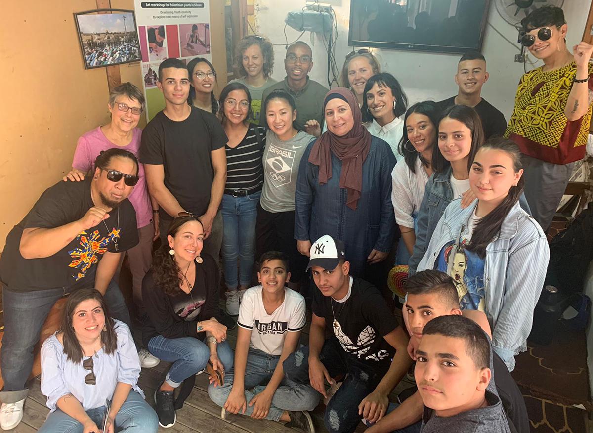 Teach Palestine Project Takes K-12 Educators to Palestine