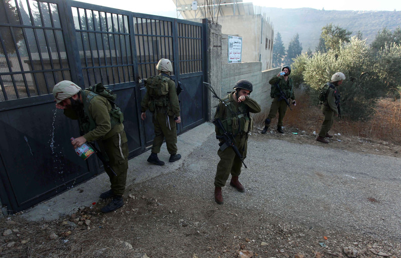 Read more about the article Attacks on Palestinian schools
