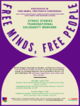 Free Minds Free People Announcement
